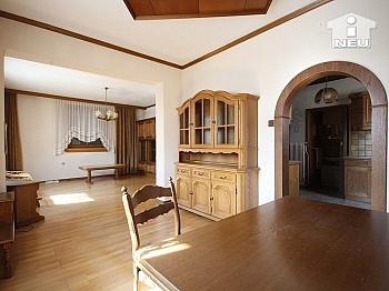 raffiniert südseitig Vollkeller - Idyllisches Wohnhaus in absoluter Sonnenlage in Klagenfurt