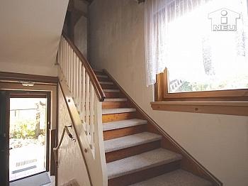 verglast sonniger Ruheraum - Idyllisches Wohnhaus in absoluter Sonnenlage in Klagenfurt