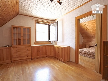 Anfrage offenem laufend - Idyllisches Wohnhaus in absoluter Sonnenlage in Klagenfurt