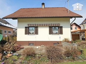 eingefriedetem Wunderschönes Altbaumbestand - Idyllisches Wohnhaus in absoluter Sonnenlage in Klagenfurt