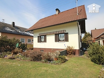 Idyllisches Wohnhaus in absoluter Sonnenlage in Klagenfurt