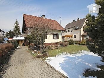 Garten Wanne Waschmaschinenanschluss - Idyllisches Wohnhaus in absoluter Sonnenlage in Klagenfurt