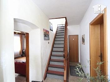 Tourengeher erschlossen Abstellraum - Schönes Einfamilienhaus mit Garage im Gailtal
