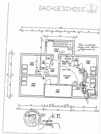 - 160m² 5 Zi-Wohnung in der Gartengasse