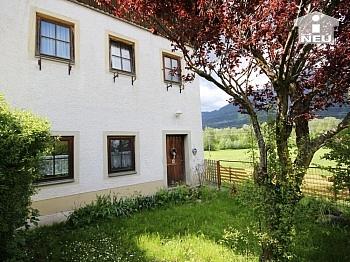 Garage Kindergarten Terrasse - Schönes Einfamilienhaus mit Garage im Gailtal