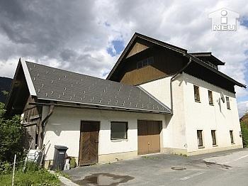 Autoabstellplätze Fassungsvermögen Marienpilgerweg - Schönes Einfamilienhaus mit Garage im Gailtal