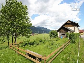 Marienpilgerweg anschließendem Kaminanschluss - Schönes Einfamilienhaus mit Garage im Gailtal
