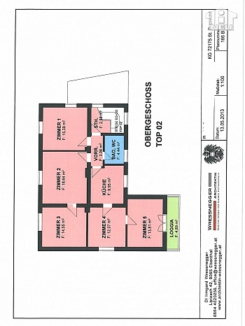bestehend Verbrauch Dachboden - 100m² 5 Zi Wohnung mit 150m² Garten - Seegasse