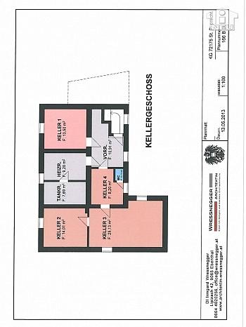 renoviert Küchen sonnige - 100m² 5 Zi Wohnung mit 150m² Garten - Seegasse