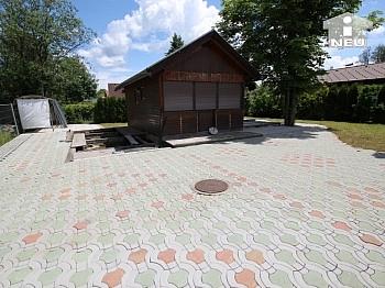 Parkflächen Wohnfläche Magistrates - 400m² Baugrund in Viktring - 50m zum Sattnitzufer