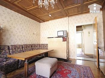 Waschtisch Badewanne vorhanden - 3-Zi-Wohnung LKH-Nähe