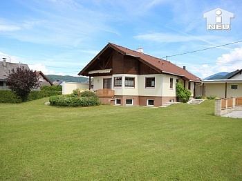 Schöner Bungalow mit 1.612m² tollem Grund in Ferlach