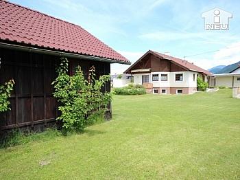 Einlagezahlen Parkettböden Teppichböden - Schöner Bungalow mit 1.612m² tollem Grund in Ferlach