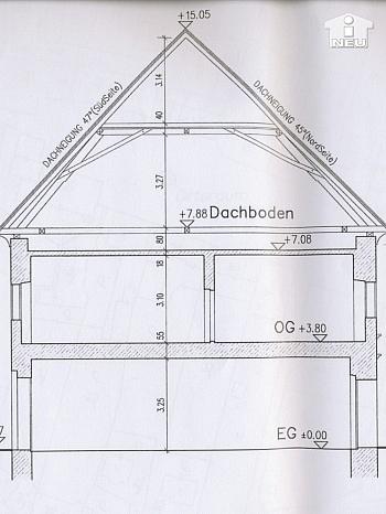 Aufbau sofort feste - Historische Liegenschaft mit Nebengebäude und Stall in Grades
