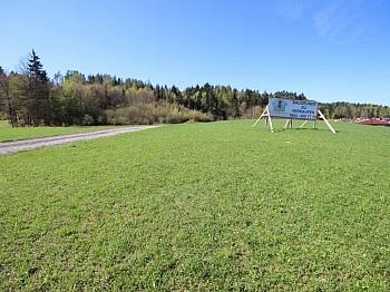 VERKAUFT Köttmannsdorf Gemeinde - Traumhafte Baugründe mit Aussicht in Köttmannsdorf - Aich
