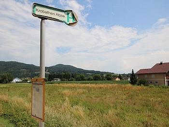 Kanal Strom Bebauungsverpflichtung - Schöner flacher Baugrund in Pischeldorf/Krobathen