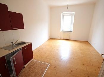 sanierte Wohnung Dusche - 2 Zi Wohnung in Klagenfurt - Morrestrasse