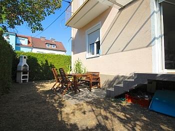 verglast Tankraum Sitzecke - Helle, gepflegte 3-Zi-Gartenwohnung
