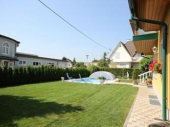 erstklassige Swimmingpool Doppelgarage - Exklusive neuwertige VILLA in Klagenfurt