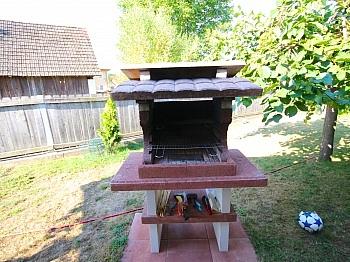 Einfamilienhaus eingefriedetes Wasserspeicher - Heimeliges Einfamilienhaus mit Pool in Leibsdorf