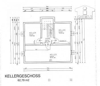 Feilbietung Vollkeller Gaszentral - AUSSERGERICHTLICHE FEILBIETUNG bis 05.10.07 Wohnhaus in Maria Rain