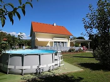 Elternschlafzimmer Kunststoffenster Gartenhäuschen - Neues 120m² Wohnhaus in Glanegg
