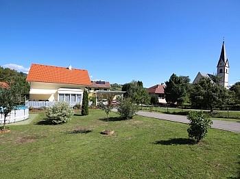 Unterputzrollos eingefriedetes Fertigteilhaus - Neues 120m² Wohnhaus in Glanegg