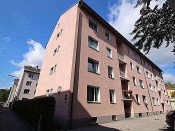 Wachmaschinenanschluss Autoabstellplätze Thermoisolierung - Helle 3-Zi-Wohnung Nähe UKH-Klagenfurt