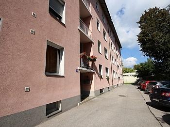 Vollwärmeschutz Westausrichtung Kunstofffenster - Helle 3-Zi-Wohnung Nähe UKH-Klagenfurt