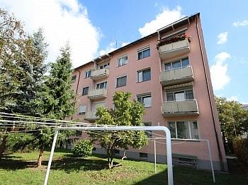 Klagenfurt Kachelofen Wohnung - Helle 3-Zi-Wohnung Nähe UKH-Klagenfurt