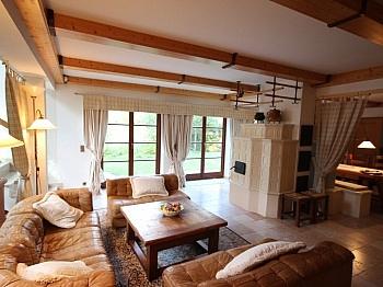Kachelöfen einzuziehen Einrichtung - Neuwertige Villa in Moosburg