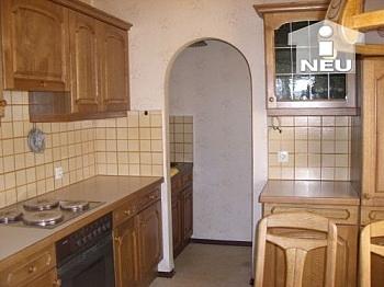 Vorraum Zimmer Dusche - Günstiges Wohnhaus in Maria Rain für Einsteiger...