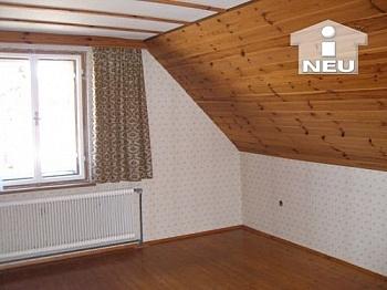 Holzfenster Wohnküche Wohnzimmer - Günstiges Wohnhaus in Maria Rain für Einsteiger...