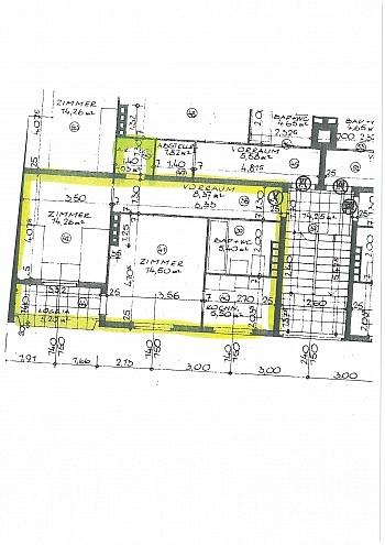 Mietdauer Bindung Heizung - Schöne 2 Zi - Wohnung in Waidmannsdorf - UNI Nähe
