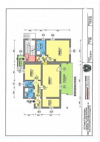Lage Heiz Wohn - 3 Zi Gartenwohnung mit 475m² Grund in Klagenfurt