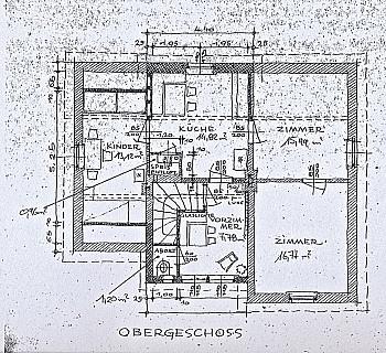 sonnige Quartal verbaut - Zentrale 3-Zi-Wohnung 71 m² in Welzenegg