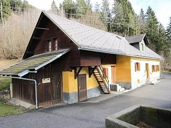 Wohnküche Einzelofen Geräten - Altes Bauernhaus für Aussteiger oder Urlauber