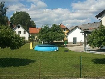 Außenabstellplätze Zweifamilienwohnhaus Sanitäreinrichtung - Bäuerliches Zweifamilienwohnhaus Ebental