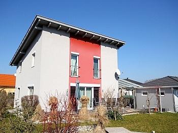 Wohnbauförderung Grundstück jährlich - Neuwertiges Einfamilienhaus Klagenfurt/Limmersdorf