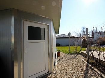 Fertigteilhaus Leerverrohrung Carportplätze - Neuwertiges Einfamilienhaus Klagenfurt/Limmersdorf