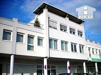 ruhige Waschmaschinenanschluß Kunststofffenster - Felkirchen City Center - modernes neues Büro