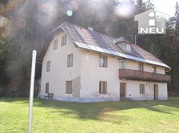 Beschreibung Punktwidmung Wörthersee - Wörtherseenähe, altes Bauernhaus mit 8.000m² Grund