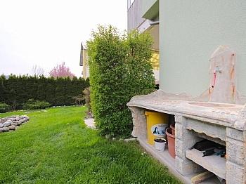 Dusche inkl Wohnbauförderungsrückzahlung - Helle 4-Zi-Eckgartenwohnung am Ossiachersee
