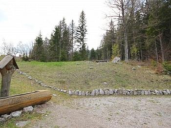 aufgeschlossen Baugrundstück Aussichtslage - Traumhafter Baugrund im Bodental/Windisch Bleiberg