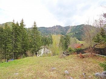 Gemeinde befindet Ferlach - Traumhafter Baugrund im Bodental/Windisch Bleiberg