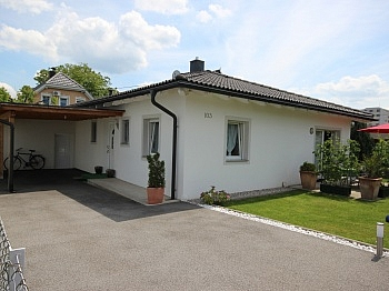 Neubau Solar Besichtigungstermin - Neuer 100m² Bungalow in Waidmannsdorf
