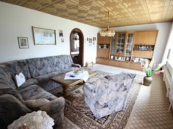Doppelgarage aufbereitet Grundstück - Schöne Doppelhaushäfte in Maria Rain