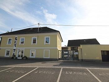 Büro Nutzflächenangebot Betriebsgrundstück - Bürohaus mit Lagerhallen in der Feldkirchnerstraße