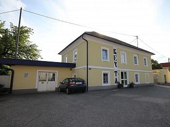 Lagerhallen Bürohaus direkt - Bürohaus mit Lagerhallen in der Feldkirchnerstraße