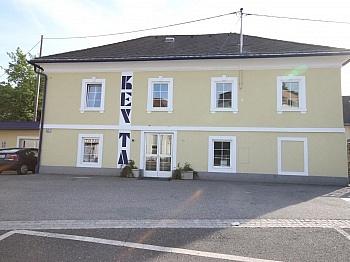 Geschäftshaus Feldkirchner Hofflächen - Bürohaus mit Lagerhallen in der Feldkirchnerstraße